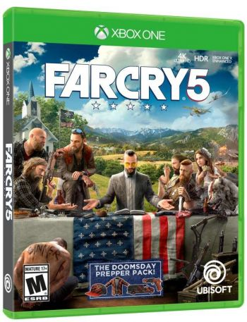 Far Cry 5 - Xbox One [ Pré- Venda 28/03/2018 ]