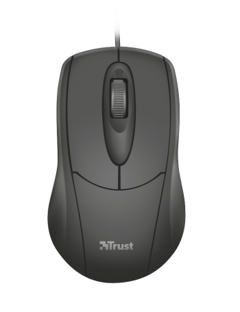 Mouse Ziva Optical T21947 Preto 1200DPI - Trust