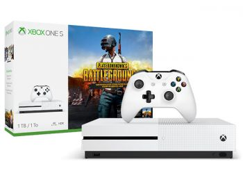 Xbox One S 1TB I Controle sem fio - PLAYERUNKNOWN'S BATTLEGROUNDS - Microsoft
