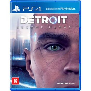 Detroit Become Human - PS4 [ Pré - Venda 25/05/2018 ]