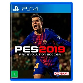 Pro Evolution Soccer 2019 (PES 2019) - PS4