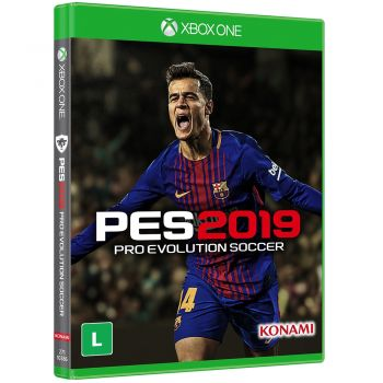 Pro Evolution Soccer 2019 (PES 2019) - Xbox One