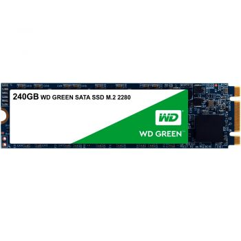 SSD Green M.2 240GB - WD