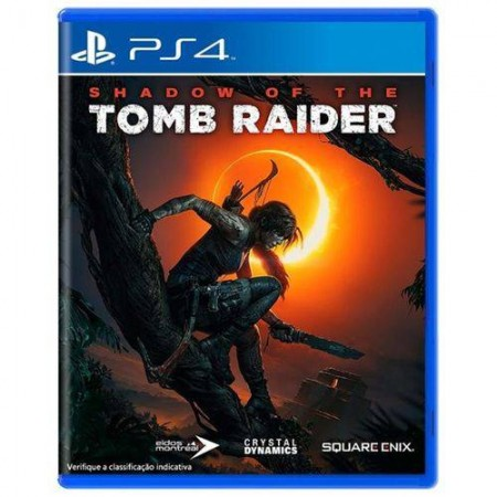 Shadow of The Tomb Rider - PS4  - foto principal 1