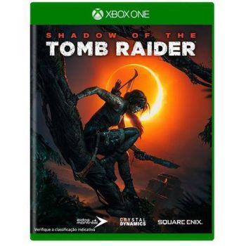 Shadow of The Tomb Rider - Xbox One