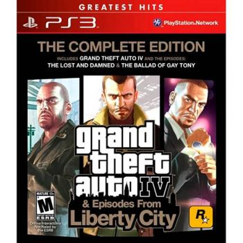 Grand Theft Auto - GTA V - Complete Edition - PS3