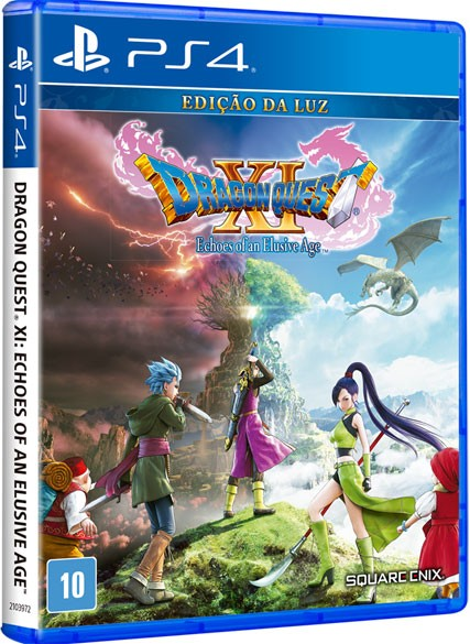 DRAGON QUEST XI: Echoes of an Elusive Age - PS4  - foto principal 1