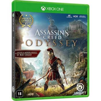 Assassin's Creed Odyssey - XBOX ONE [ Pré-Venda 05/10/2018 ]