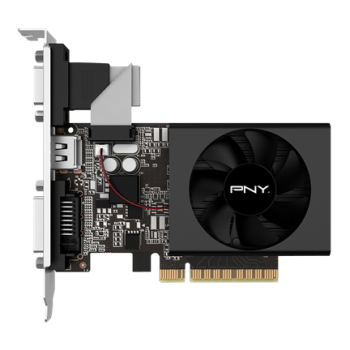 Placa de Vídeo GeForce GT 710 2GB DDR3 - PNY