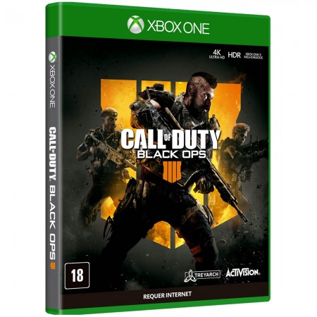 Call of Duty Black Ops 4 -  Xbox One  - foto principal 1