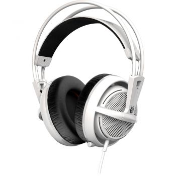 Headset Siberia 200 Branco - SteelSeries