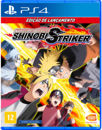 Naruto to Boruto: Shinobi Striker - PS4