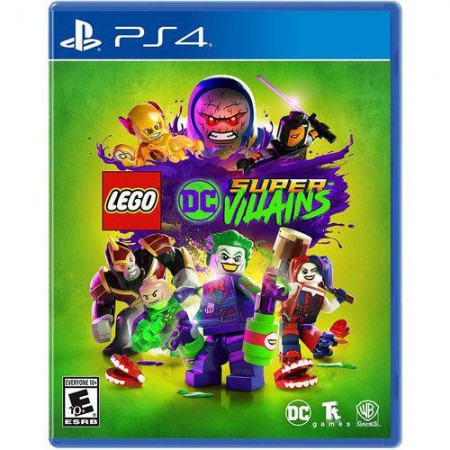 LEGO DC Super Villains - PS4  - foto principal 1