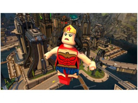 LEGO DC Super Villains - Xbox One  - foto principal 1
