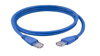 Patch Cord CAT6 3 Metros Azul  - Legrand