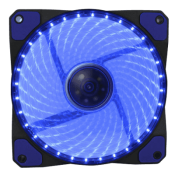 Case Fan GMX-GF12B 120mm Led Azul - GameMax