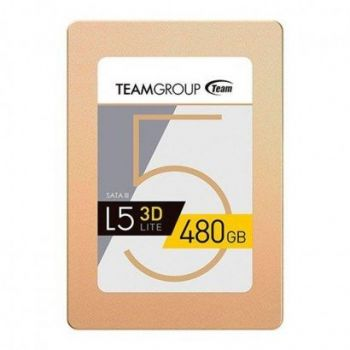 SSD 480GB  L5 Lite 2,5 SATA 3 - Team Group