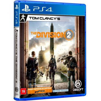 Tom Clancy'S - The Division 2 - PS4