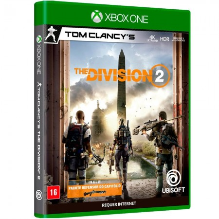 Tom Clancy'S - The Division 2 - Xbox One  - foto principal 1