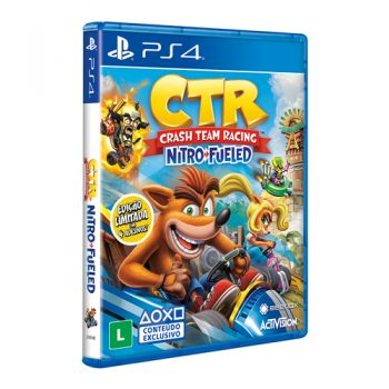 Crash Team Racing  - PS4 ( Pré-Venda 28/06/2019 )