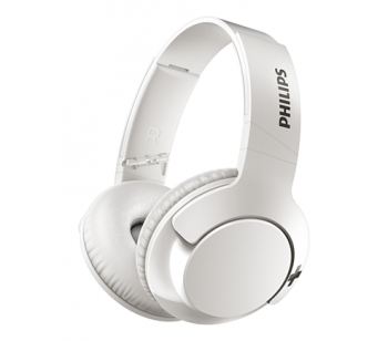 Headset Bluetooth Bass + SHB3175 White - Philips