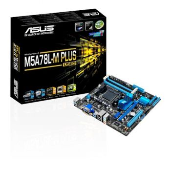 Placa Mãe M5A78L-M PLUS USB3 DDR3 AM3+ - ASUS