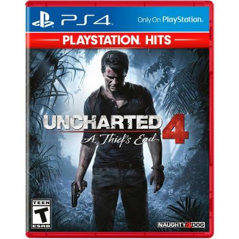 Uncharted 4: A Thief's End HITS - PS4