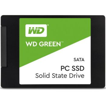 SSD Green 480GB 2,5'' SATA 545/430 MB/s - WD