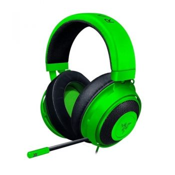 Headset Kraken Green - Razer