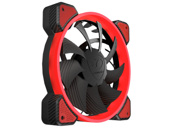 Case Fan Vortex FB 120 Led Red - Cougar