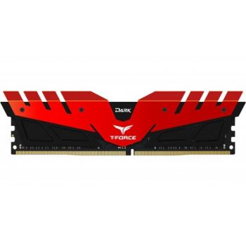 Memória RAM Desktop T-Force Dark 8GB DDR4 2666MHz - Team Group