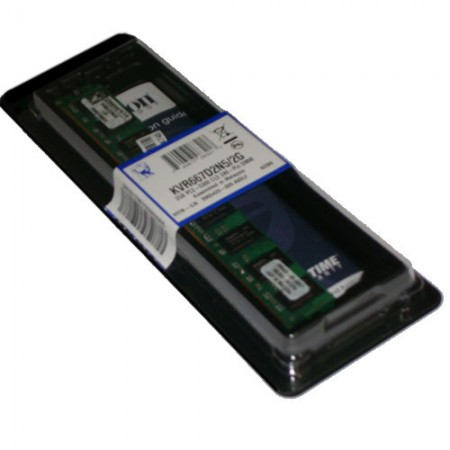 Memória Kingston 2GB DDR2 800MHZ - PC2-6400 - BOX!  - foto principal 1