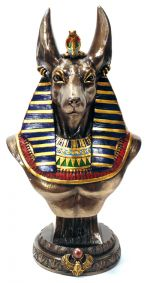 Busto Anubis Mod 03966 By Veronese