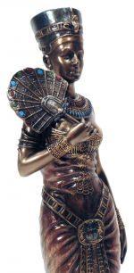 Rainha Nefertiti Mod 03963 By Veronese