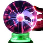Globo de Plasma Ball Light 110 V 5 Polegadas