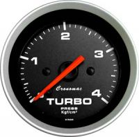 Pressão do Turbo Cronomac 4Kgf/cm² - ø52mm - Sport