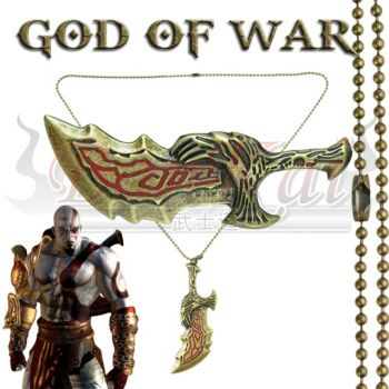 Colar de espada Kratos '' God of War'' - 1