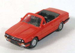BMW 325i Cabrio 1/87 Wiking Germany  - foto principal 1