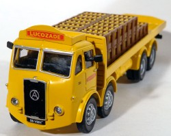 Atkinson 8 Wheel Rigid With Crates Lucozade 1/50 Corgi 97334  - foto principal 1
