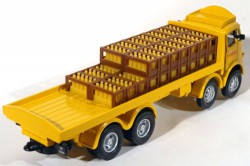 Atkinson 8 Wheel Rigid With Crates Lucozade 1/50 Corgi 97334  - foto principal 2