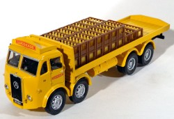 Atkinson 8 Wheel Rigid With Crates Lucozade 1/50 Corgi 97334  - foto principal 3