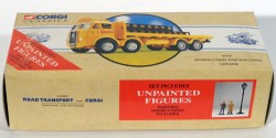 Atkinson 8 Wheel Rigid With Crates Lucozade 1/50 Corgi 97334  - foto principal 4