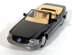 Mercedes Benz 500 SL 1/43 Solido Made in France  - foto principal 1