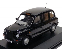 Taxi TX4 Black 1/43 Oxford Models  - foto principal 1