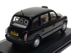 Taxi TX4 Black 1/43 Oxford Models  - foto principal 2