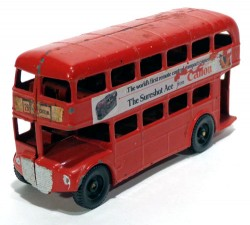 London Bus Double Deck Lone Star Made in England  - foto principal 1