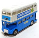 London Bus RN George 1/86 Tomika L8 Made in Japan
