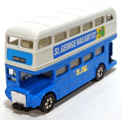 London Bus RN George 1/86 Tomika L8 Made in Japan  - foto principal 1
