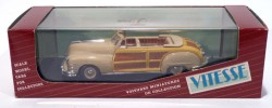 Chrysler Town & Country 1948 Vitesse Portugal  - foto principal 3