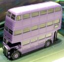 the knight bus Harry Potter 1/76 Corgi 434002